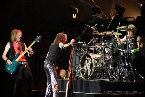 Aerosmith in France