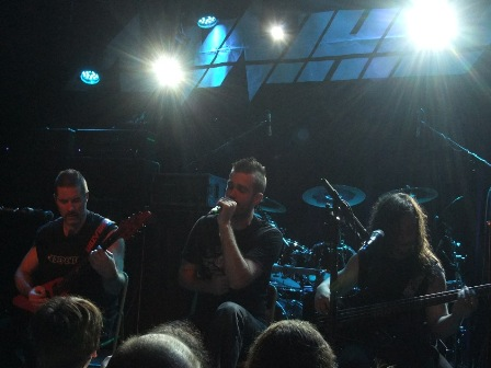 Phoenix Rising - Annihilator live in Paris