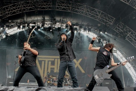 Anthrax France