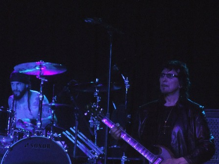 Tommu Clufetos and Tony Iommi - Black Sabbath live in Birmingham, at The O2 Academy