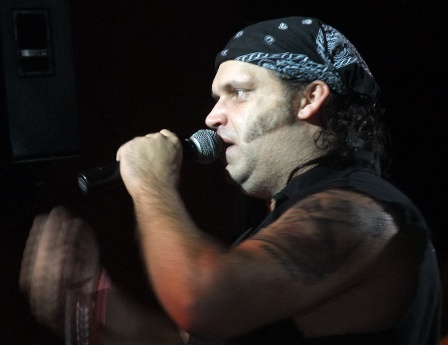 Blaze Bayley live in Paris
