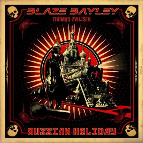 Blaze Bayley Album Cover