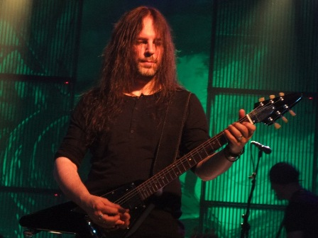 Marcus Siepen from Blind Guardian in Paris