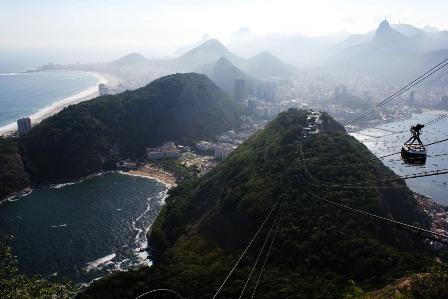 Rio de Janeiro Bondinho