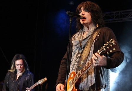Tom Keifer from Cinderella live in Mülheim