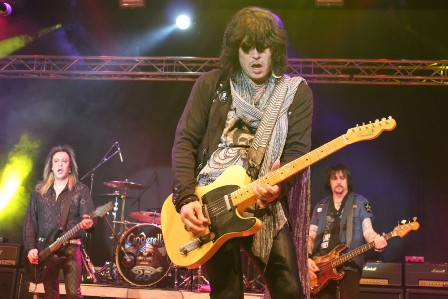 Jeff LaBar, Eric Brittingham and Tom Keifer - Cinderella live in Mülheim