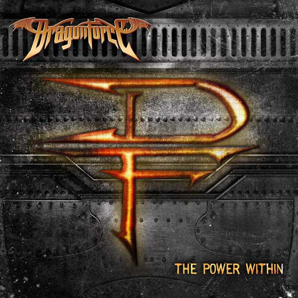 Cover of Dragonforce's album The Power Within