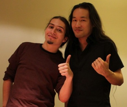 Herman Li and Metal Traveller