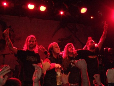 See you next year - Entombed live in Paris, december 2008