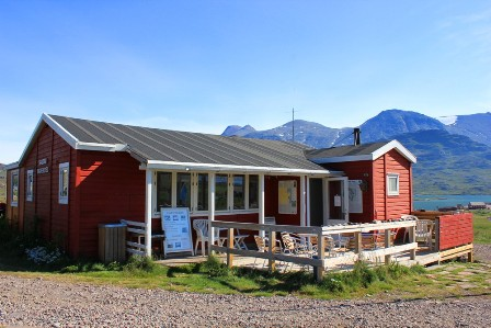 Bygdehotel, the hotel of Igaliku, Greenland