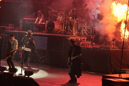 Guns'n'Roses live in Paris
