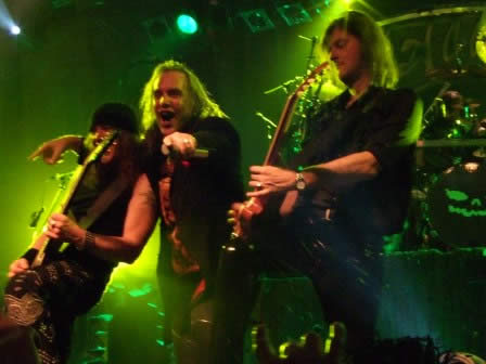 Helloween Live in Paris 2010