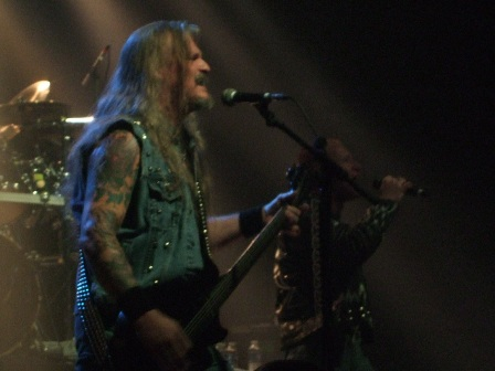 Iced Earth Live at the Bataclan, Paris, France - February 1st 2009