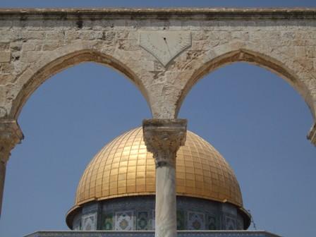 Tel Aviv Dome du rocher