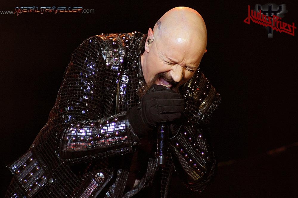 Judas Priest live at Hellfest
