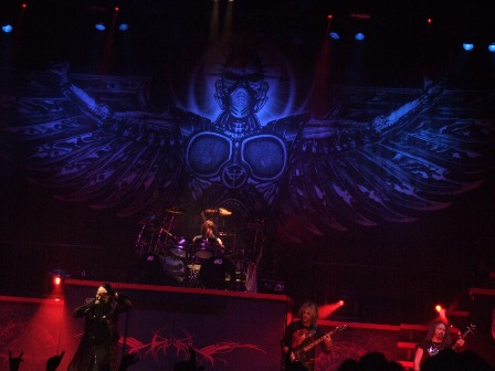 Judas Priest live in Stockholm