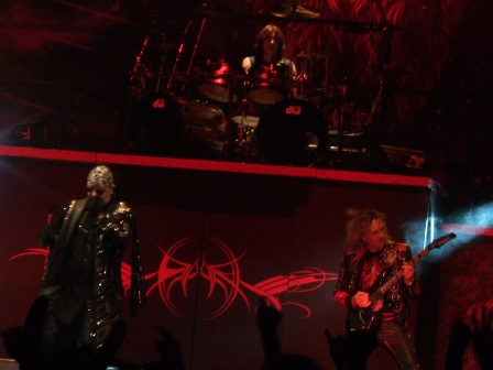 Judas Priest live in  Stockholm, Sweden - February 28 2009