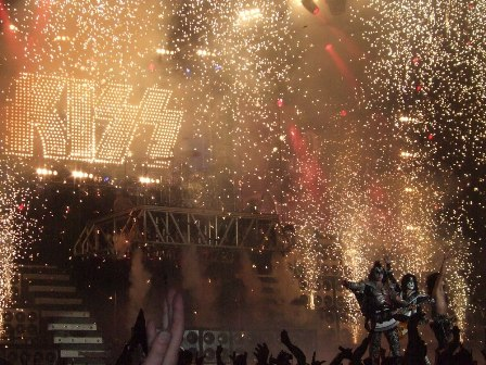 KISS Live in Paris 2008
