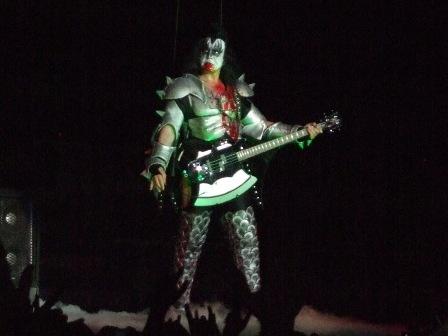 Kiss live in paris france june 17 2008 metal traveller - Simmons simmons paris ...