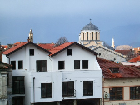 Churches in Prizren, Kosovo