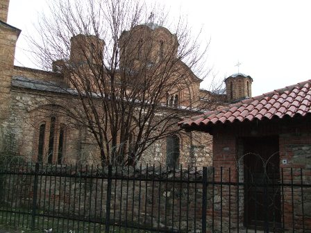 Church Of Our Lady Of Ljeviska - Prizren, Kosovo