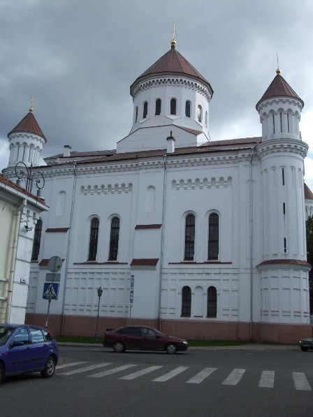 Orthodox Cathedral of the Dormition of the Theotokos, Vilnius, Lithuania