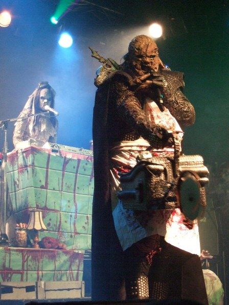 Chainsaw Lordi