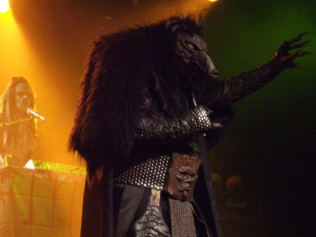 Lordi live in Paris
