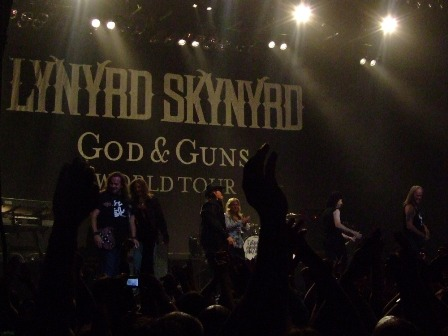 God & Guns World Tour by Lynyrd Skynyrd