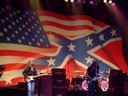Lynyrd Skynyrd live in Paris - Zenith - June 5 2009