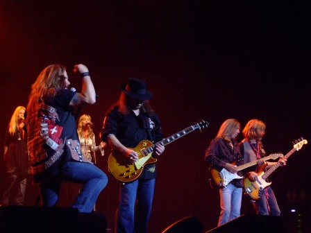 Lynyrd Skynyrd in Paris - June 5 2009