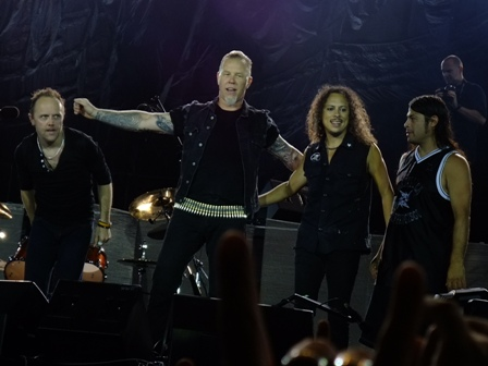 Thank you Werchter! - Metallica live in Werchter, Belgium - July 5 2009