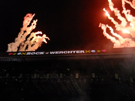 The Ecstasy Of Gold: Let the show begin - Metallica live in Werchter