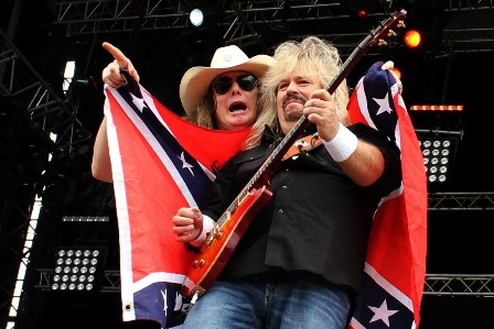 Molly Hatchet live Hellfest