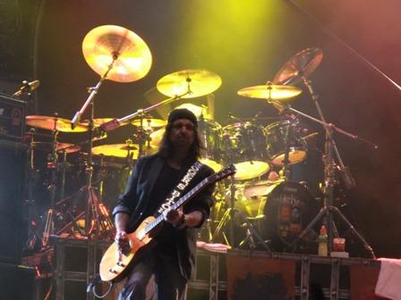 Motörhead live at Wacken Open Air in Wacken, Germany, July