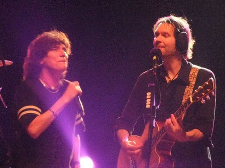 Eric Martin and Paul Gilbert - Mr. Big live in Paris