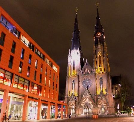 Iglesia Santa Catalina Eindhoven
