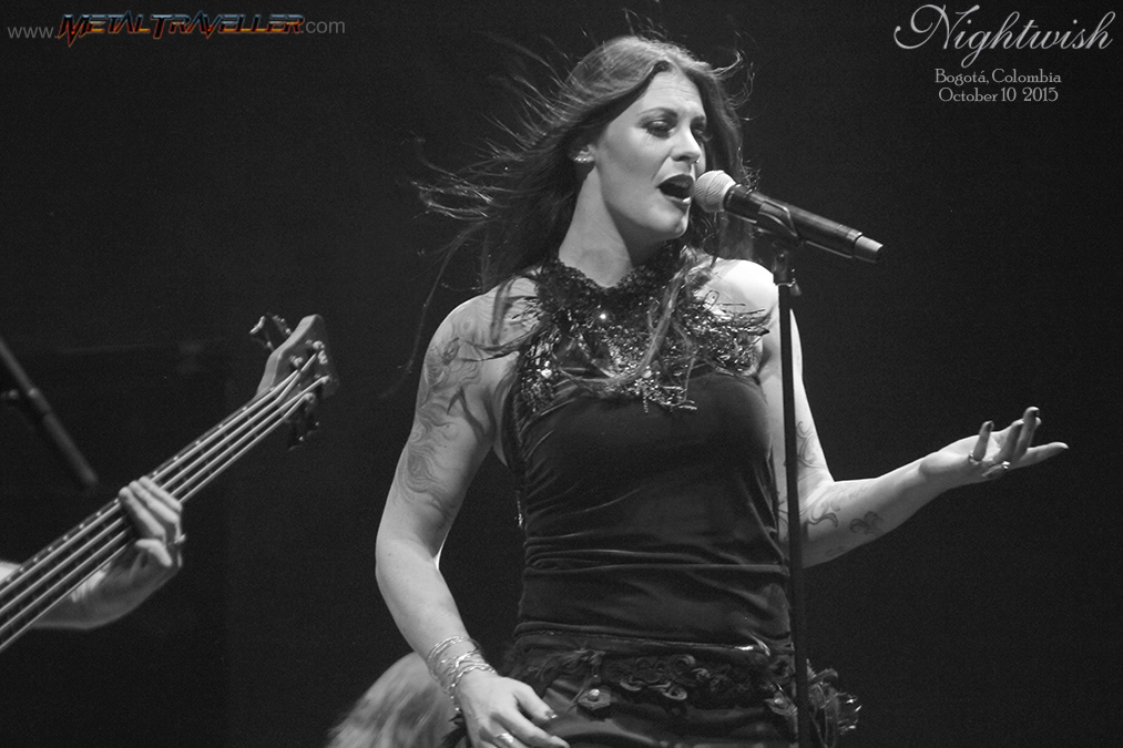 Nightwish in Colombia