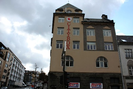 Citybox Hotel Bergen Reviews