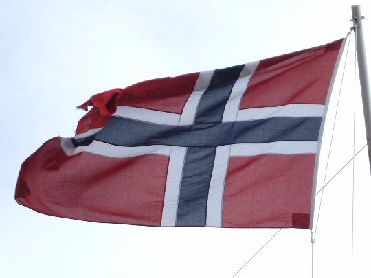 The Flag of Norway