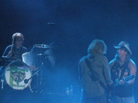 Every Rose Has Its Thorn... Bret Michaels, C.C. Deville and Rikky Rockett from Poison - Sweden Rock Festival - June 7 2008