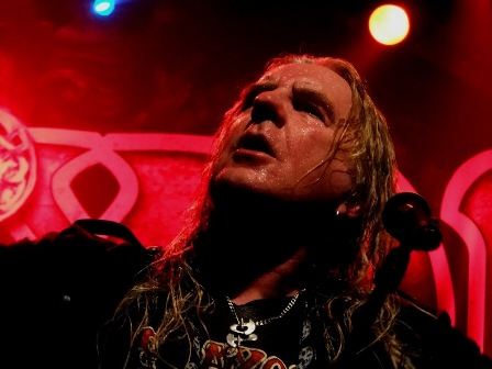 Biff Byford from Saxon