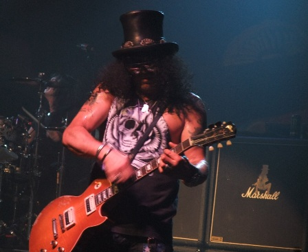 Slash Bataclan