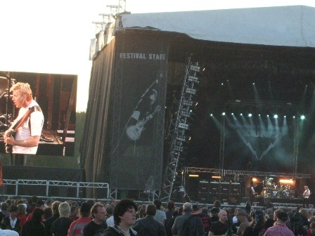 Sweden Rock Festival 2012 Lineup Announced & Tickets Info