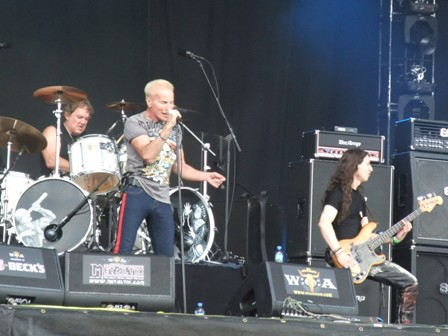 U.F.O. in Wacken - July 31 2009
