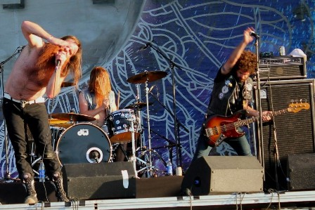 Sonisphere Spain - Valient Thorr