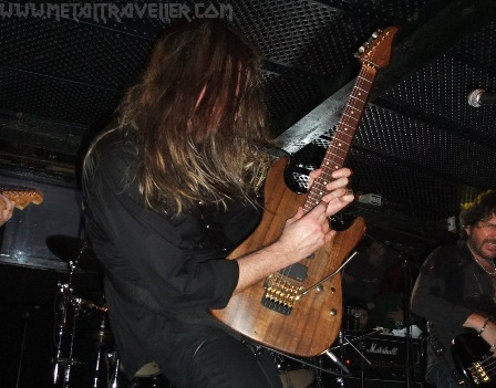 Reb Beach from Winger in Paris - November 24 2009