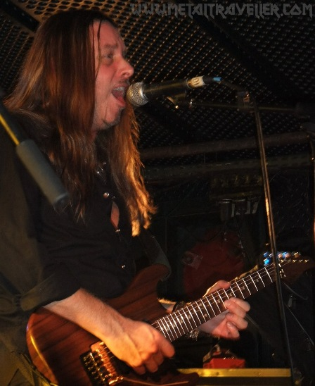 Reb Beach with Winger in Paris