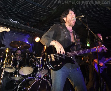 Kip Winger live in Paris